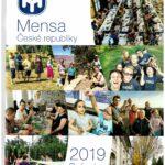 Titulní strana časopisu Mensa