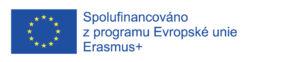 Logo s textem- Spolufinancováno z programu Evropské unie Erasmus+