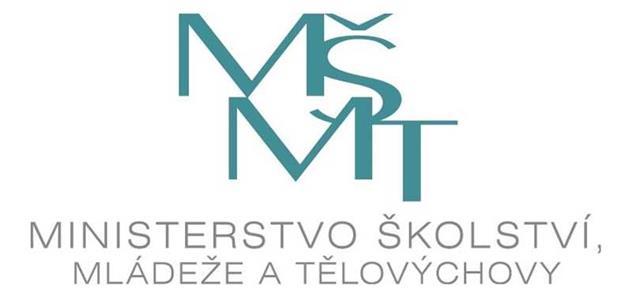 MŠMT logo