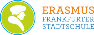 logo gymnázia ve Frankfurtu