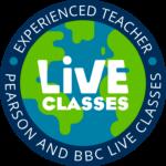 odznak Live Classes